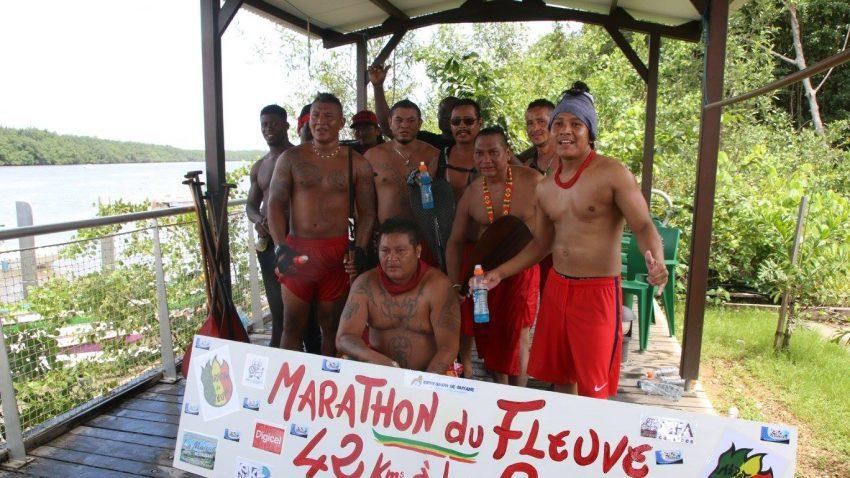 Le marathon du fleuve