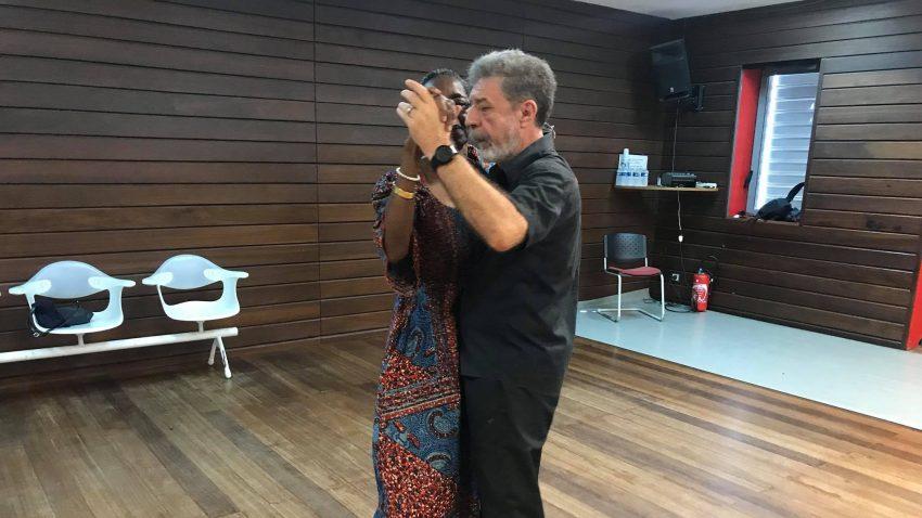 Atelier : danse tango